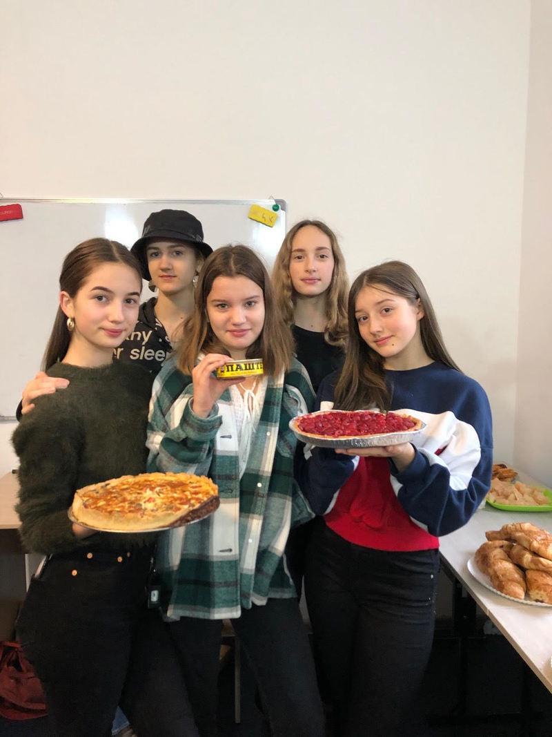 Гастрономічний день в школі як знайомство з культурним різноманіттям країн світу