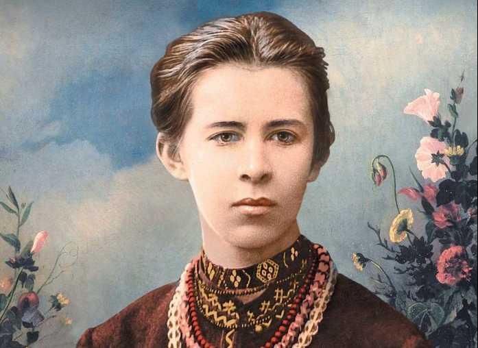 32 вірші геніальної української поетеси Лесі Українки